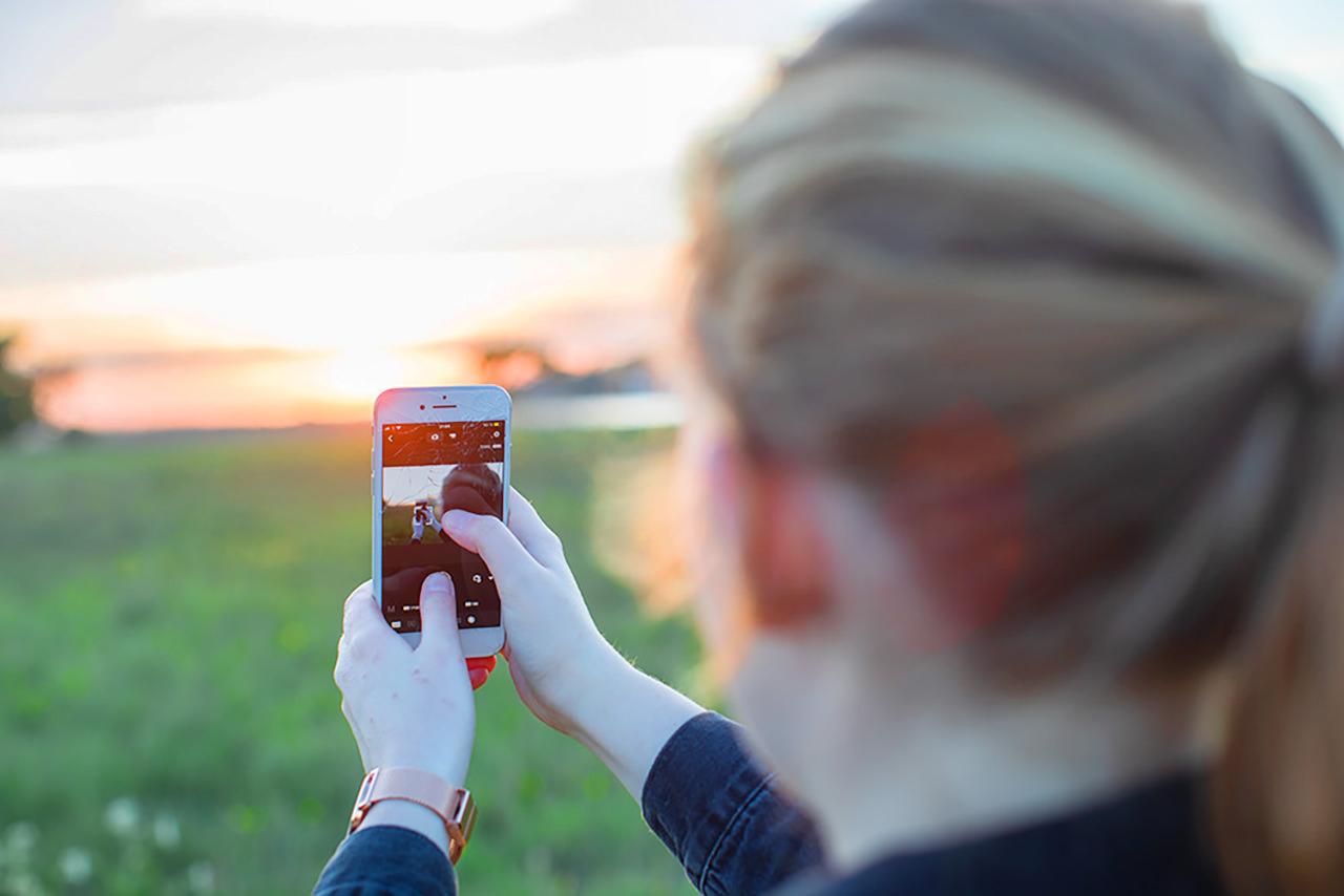 ta bättre bilder med din iPhone fototips