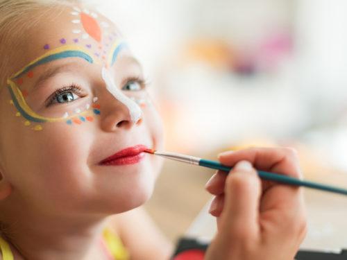 barnfestivalen naas 8 september ansiktsmålning teater mat