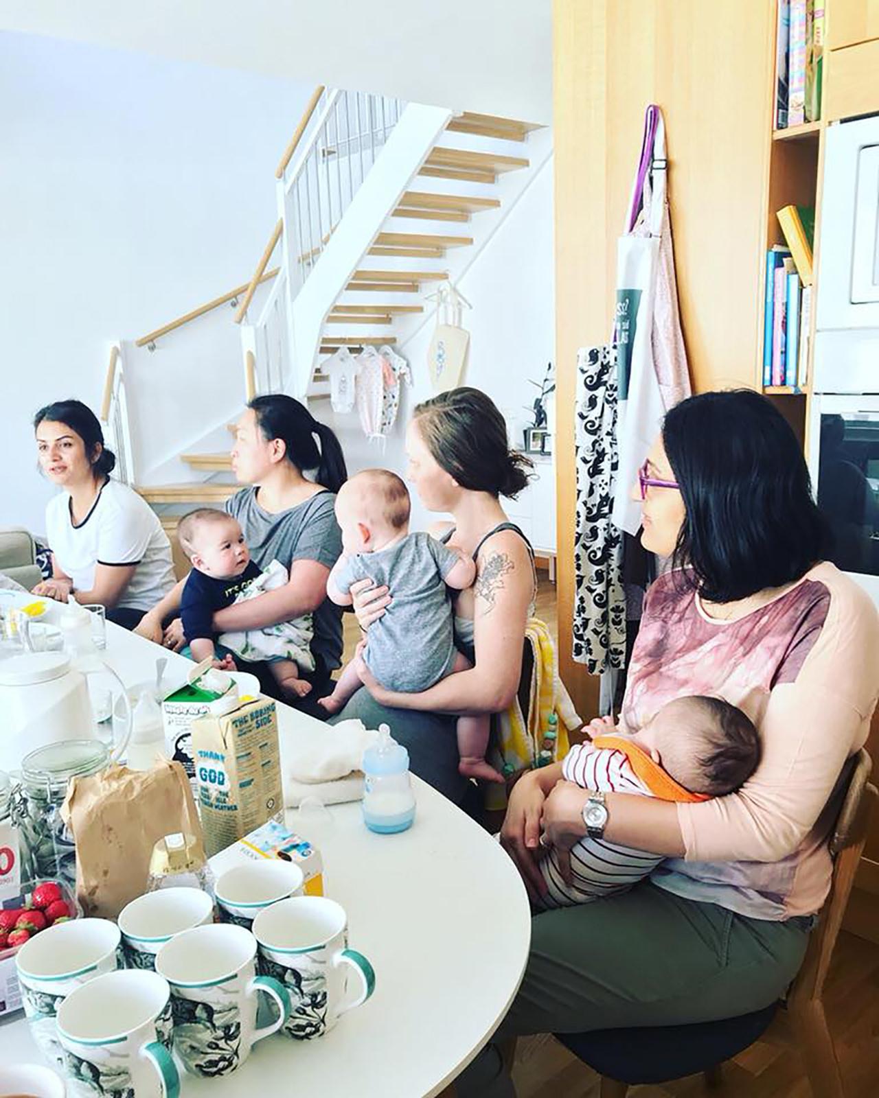 föräldrakurs doula göteborg bebiisliv mammaledig amningskurs